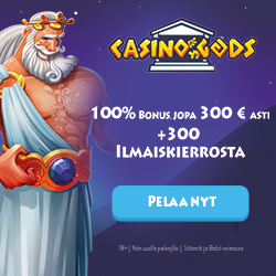 casinogods kasino